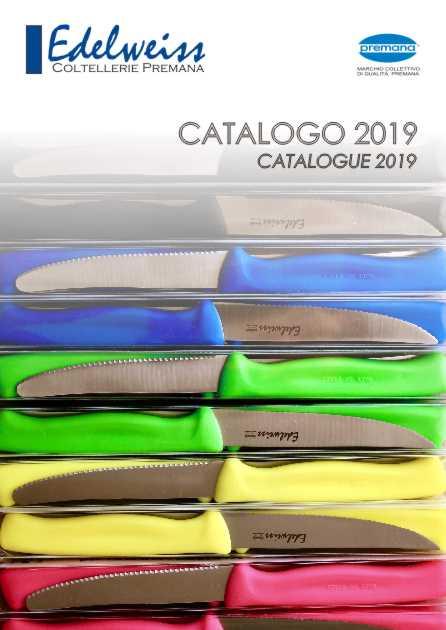 catalogo edelweiss coltellerie 2019