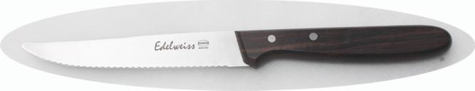 LINEA PALISSANDRO – coltello costata ondulato 11,5 cm