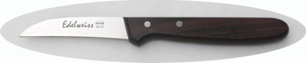 LINEA PALISSANDRO – coltello verdura curvo 7 cm
